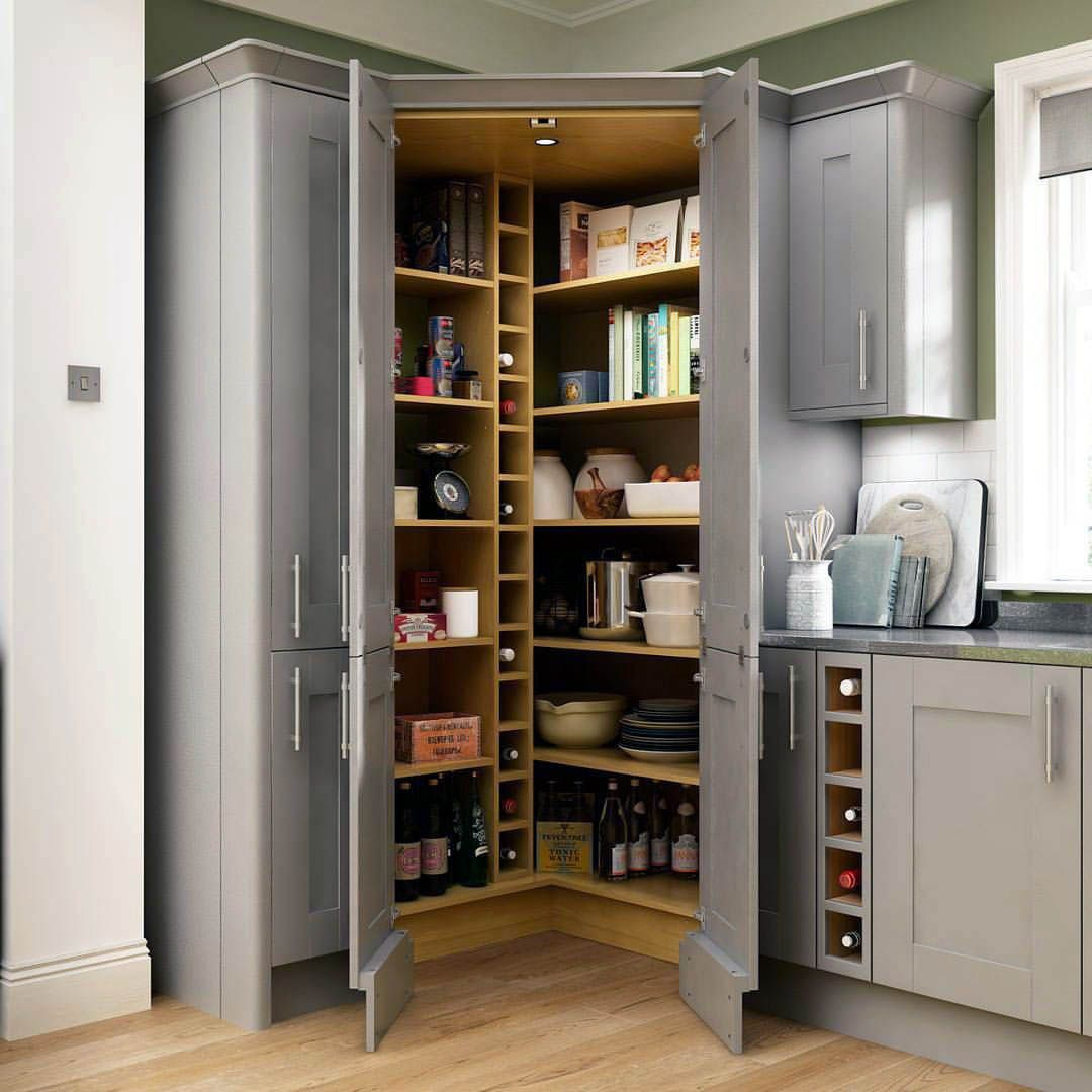 fabulous 2 tier corner kitchen shelf for your home kitchen pantry design corner kitchen on kitchen organization layout id=77781
