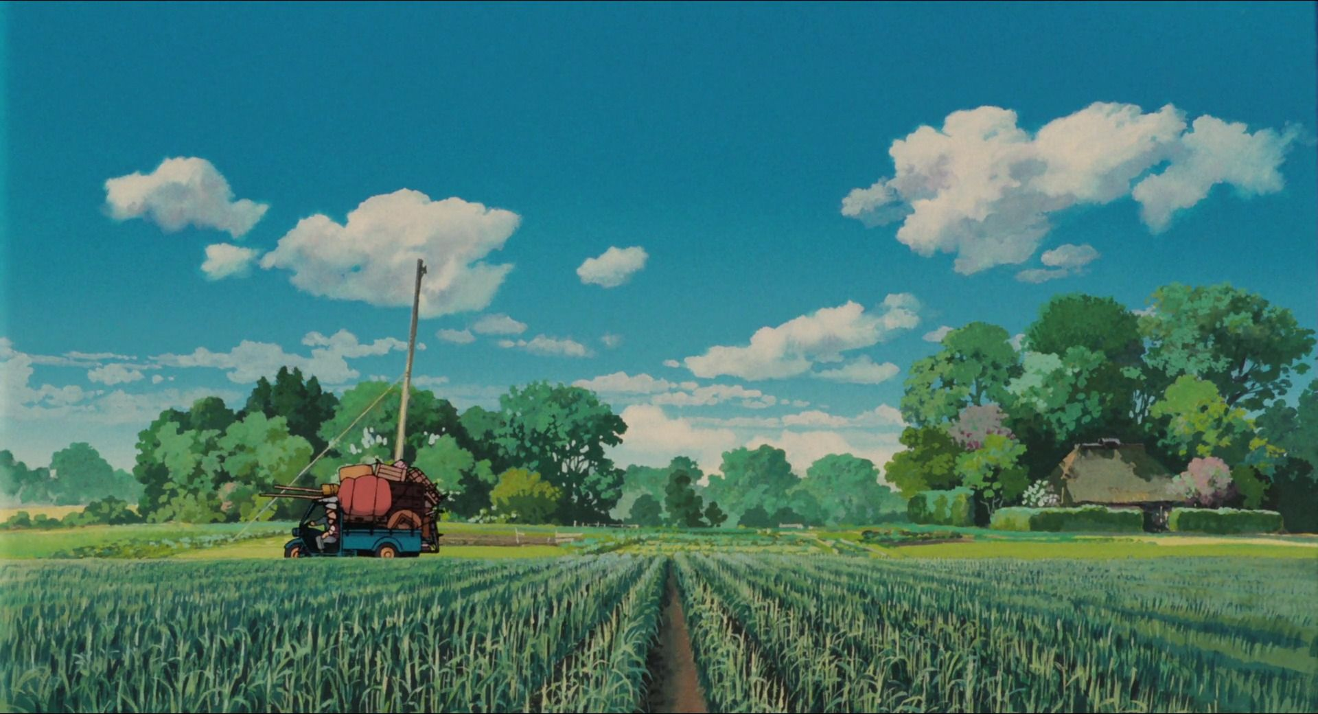 My Neighbor Totoro (1988) Disney Studio