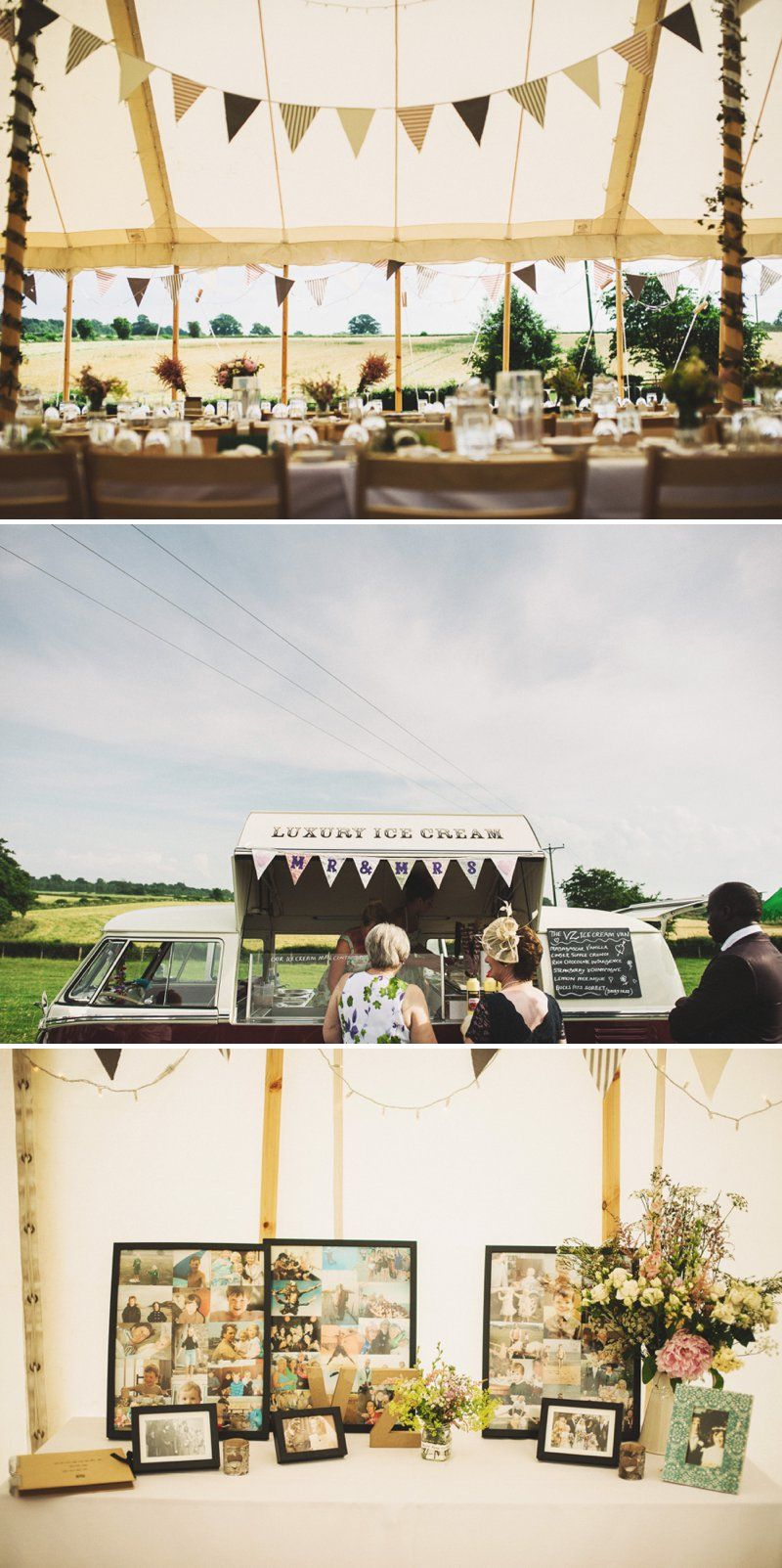 Rustic Marquee Wedding At Mallard Grange In Yorkshire With A Dusty ...