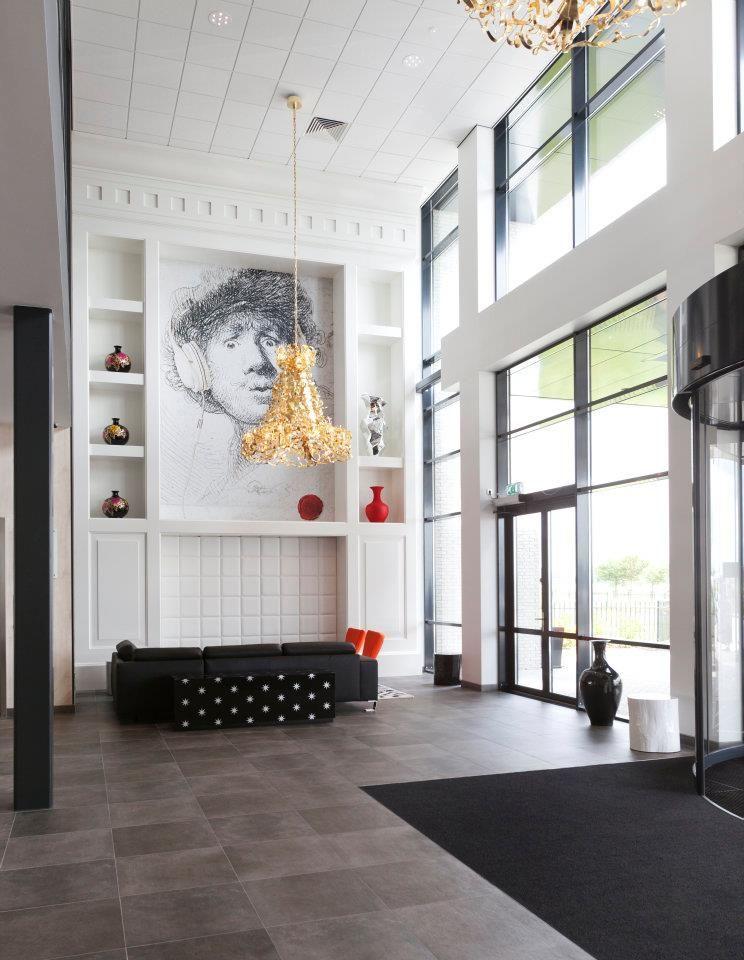 Iam Hotel Van Der Valk Hotel Schiphol A4 Interior Design Interior Design Projects Modern Lighting