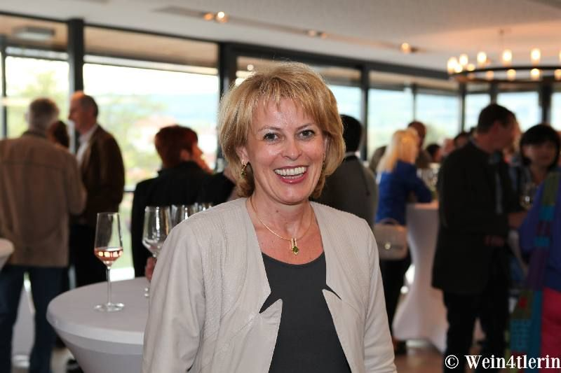Winzerin Roswitha Hagn @ Weingut Hagn
