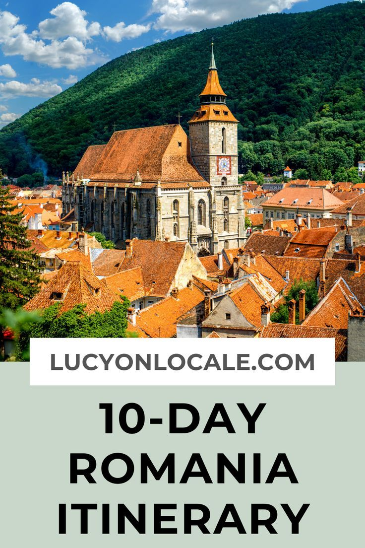 Maximize your time with this 10-day Romania itinerary: see the famous sites, visit the major cities, and discover a few lesser-known destinations. #travel #travelblog #blog #blogger #travelblogger #destination #trip #Europe #EasternEurope #Romania #itinerary
