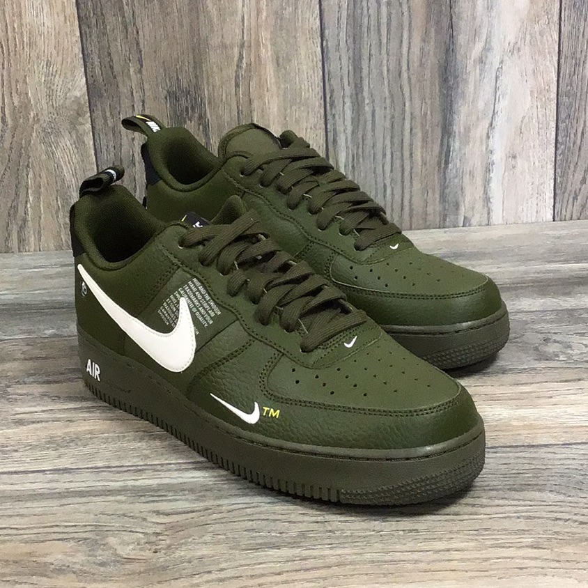 🔥 Nike Air Force 1 Low Utility Olive