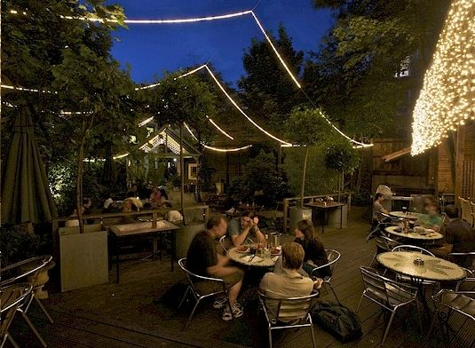 Garden Bar in Notting Hill proudly boasts one of the best and ...