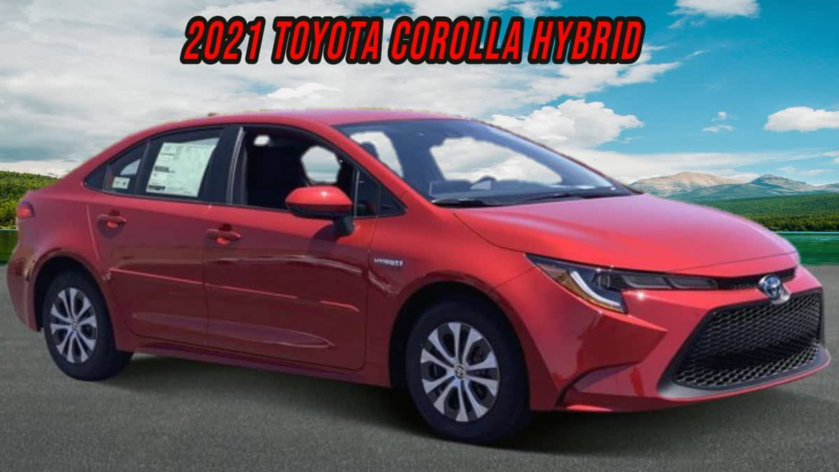 Toyota Corolla 2021 Price In Pakistan Concept And Review Toyota Corolla Toyota Corolla