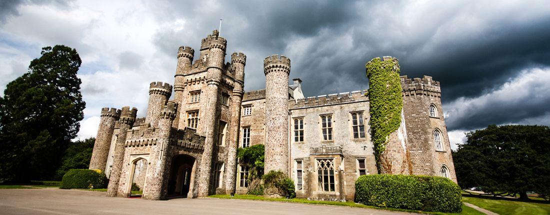 Exclusive Wedding Venue Hensol Castle Vale Resort Wales