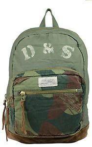 RALPH LAUREN DENIM   SUPPLY MILITARY CAMO RIPSTOP BACKPACK WAS  125  polo 90a4d60f899f1