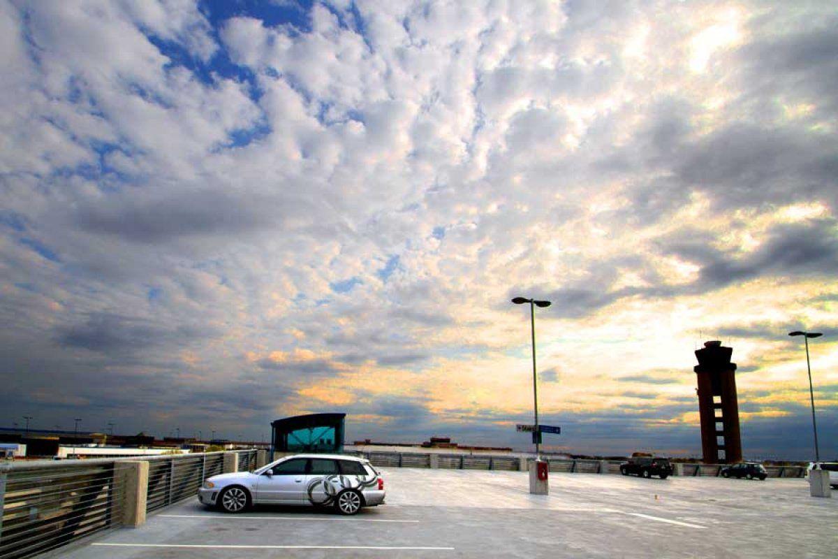 Cheap airport parking san jose