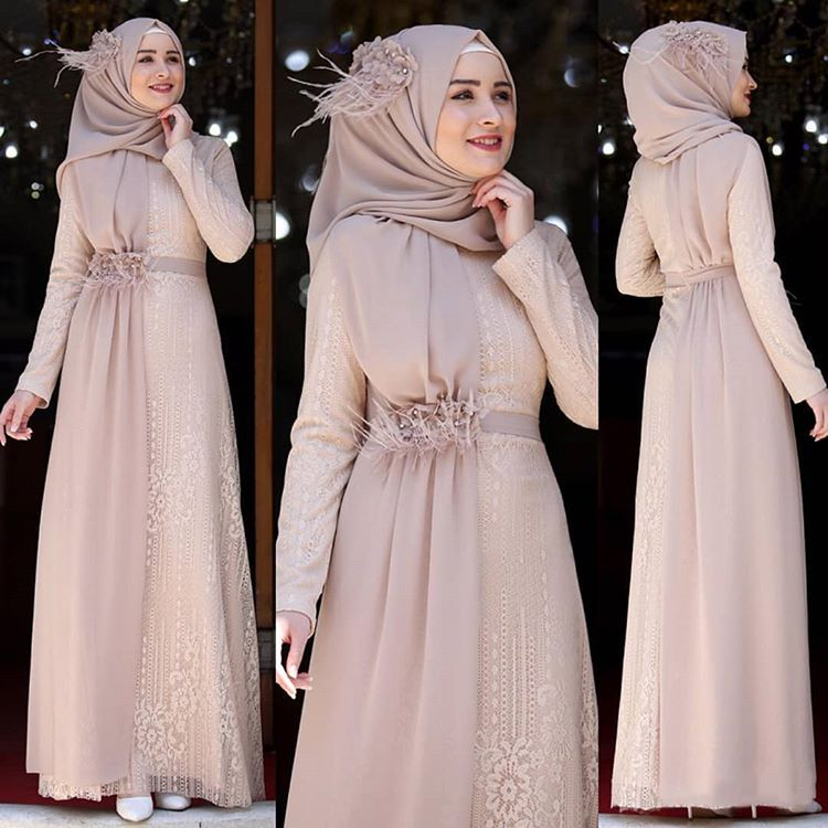 Instagram Da Tesetturabiye Com Rana Zen Vizon Sultan Abiye Yogun Ilgi Uzerine Tekrar Stoklarda Muslim Fashion Dress Muslim Fashion Outfits Islamic Dress