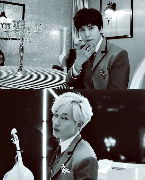 Super Junior - This is love♥ | via Tumblr