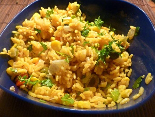 Easy Cuban Rice Recipe