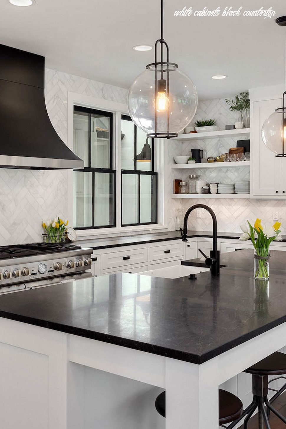 Five Things To Avoid In White Black Countertop in