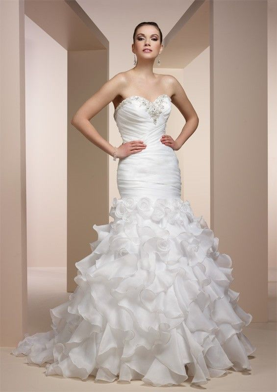 Trumpet Style Wedding Dresses Cheap