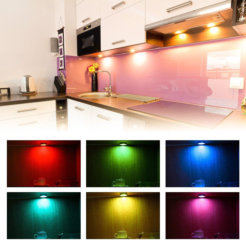 Bason Lighting Under Cabinet Kit Aluminum S Rgb