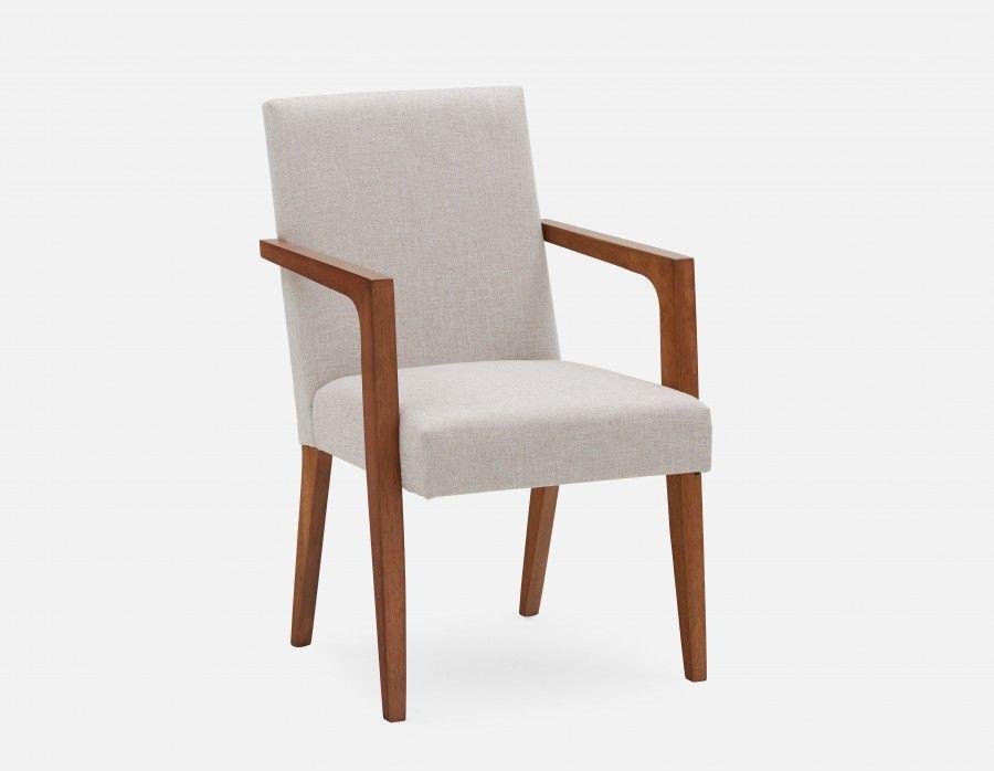 Troy Dining Armchair Grey Grey Stitch High Back Dining Chairs Modern Chairs Dining Arm Chair
