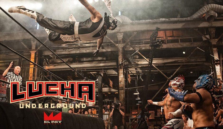 WWE Allegedly Tried To Put Lucha Underground Out Of Business...: WWE Allegedly Tried To Put Lucha… #WWETLC2015Results #WWETLC #WWE