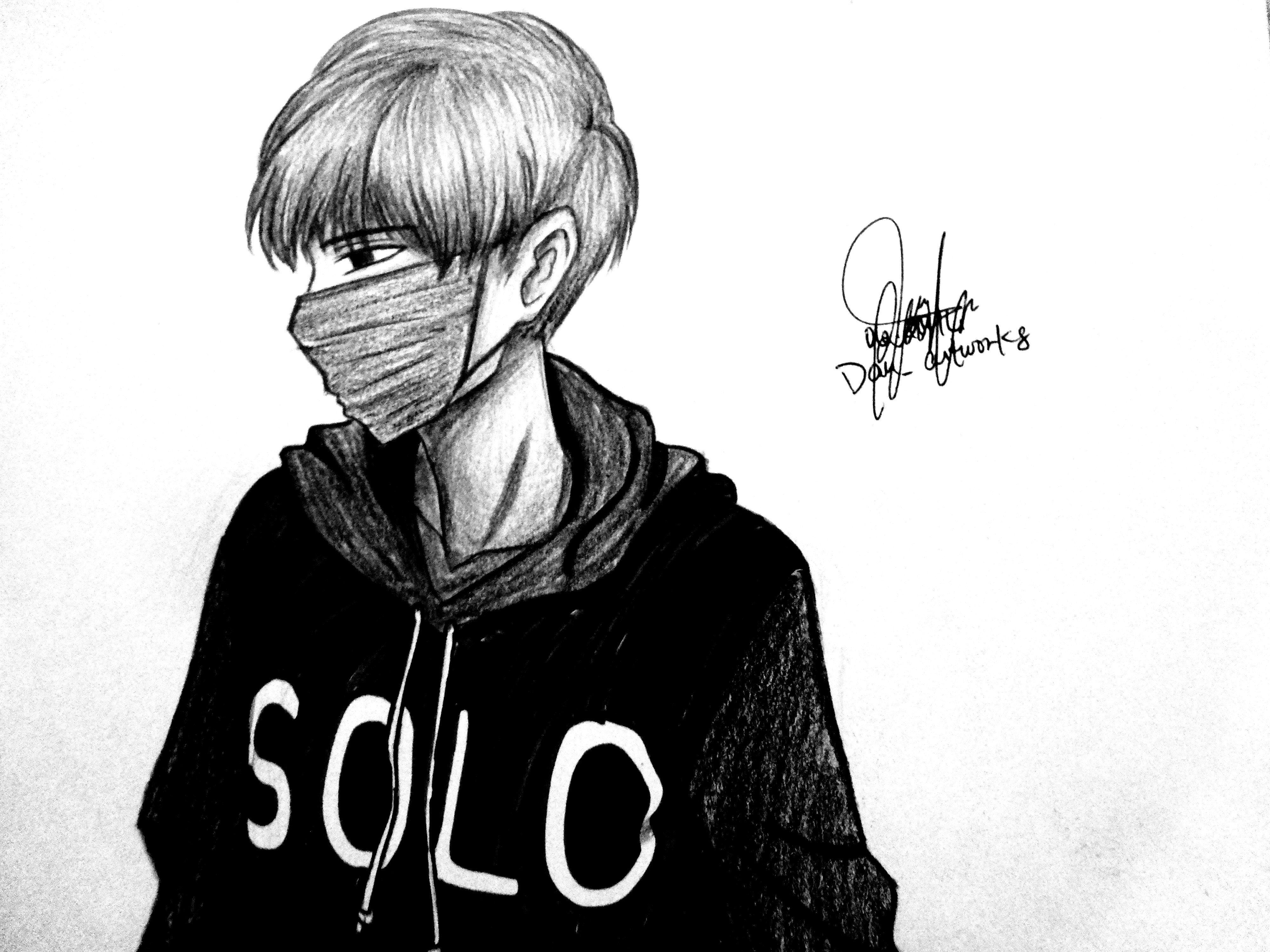 Image result for anime boy guy drawing sad drawings anime guys soloing