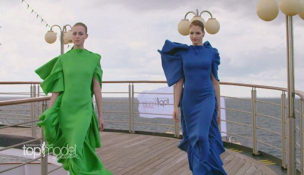 Sendungsgalerie der 2. Folge - Germany's next Topmodel 2017