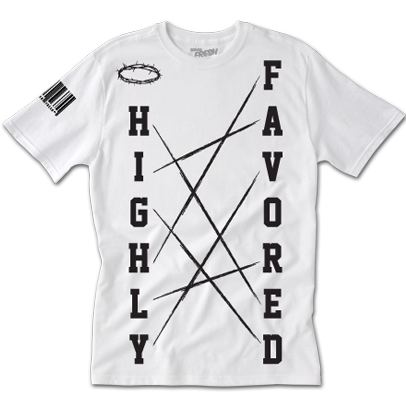 Highly Favored Clothes collection, Sweater design, Mens tops