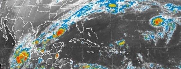 Pronostican 15 ciclones en el Pacífico y 10 en el Atlántico