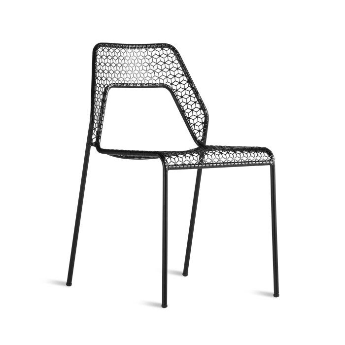 Hot Mesh Patio Chair   Metal Mesh Patio Chairs | Blu Dot