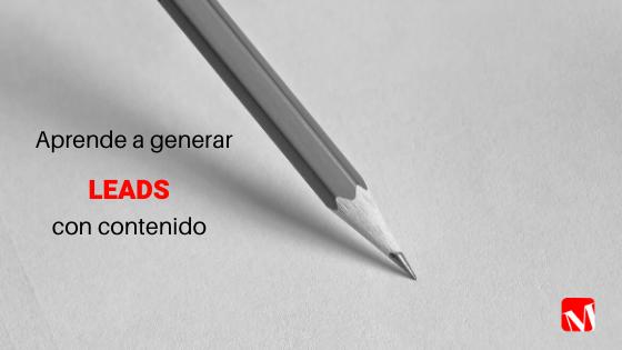 Generar Leads a partir del contenido