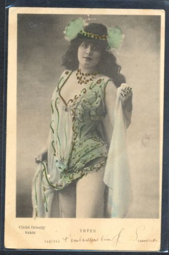 PW024-ARTIST-STAGE-STAR-YRVEN-COSTUME-Tinted-PHOTO-pc-ORICELLY-1903