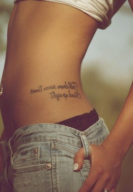Tatuajes Para Mujeres Para La Cintura 35 Diseños Creativos