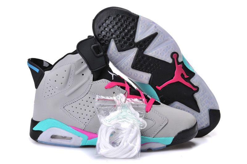 81ad34404729 Women-Air-Jordan-6-Miami-Vice.jpg (800× · Jordan Shoes For ...
