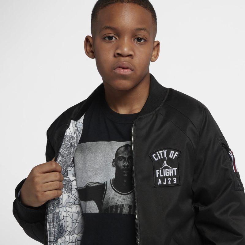 73b9afbf3c99fe Air Jordan Jumpman Older Kids (Boys ) T-Shirt - Black