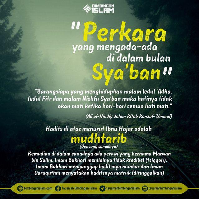 Pin Di Bid Ah Dalam Ajaran Islam Yang Tidak Ada Tuntunannya Dari