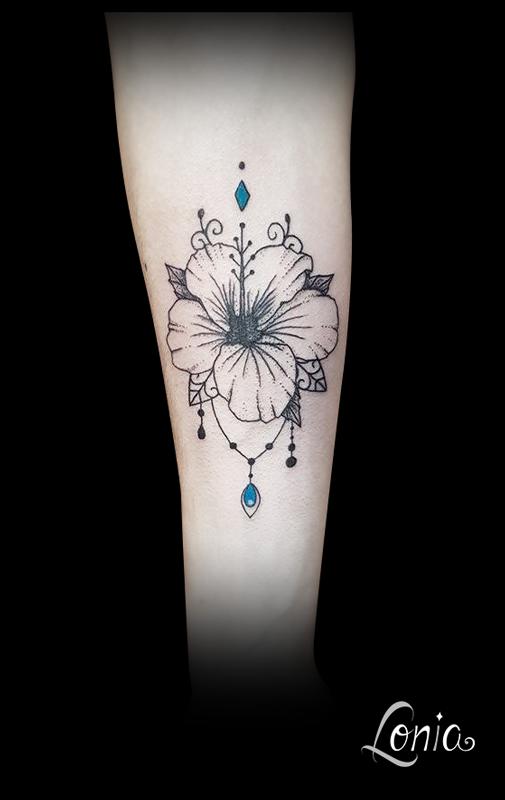 32+ Tatouage de fleur d hibiscus inspirations