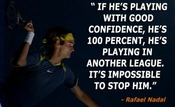 15 Quotes About Roger Federer That Show Why He Is The Best Tennis Player Ever