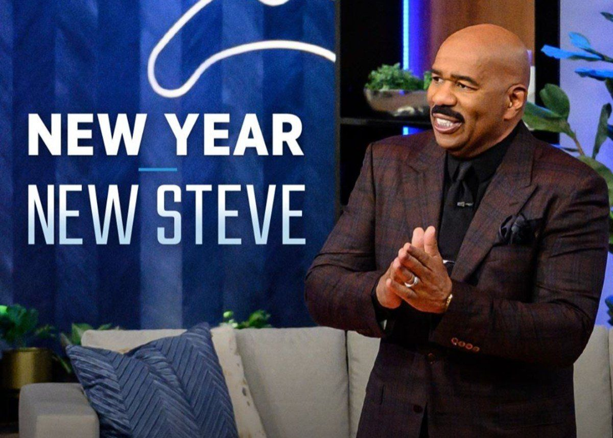 Steve Harvey Returns To Talk Show With Facebook's Steve On