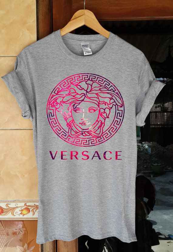 0ef3526b993c versace shirt versace t shirt versace tshirt versace by mzcooltee ...