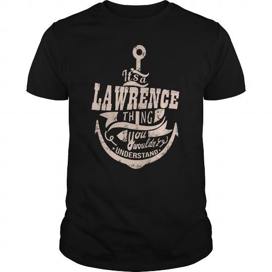 LAWRENCE - #baseball shirt #tshirt quotes. LAWRENCE, sweatshirt dress,sweater blanket. ACT QUICKLY =>...