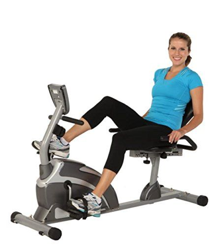 900xl Extended Capacity Recumbent Bike With Pulse Extended Leg Stabilizers To Prevent Any Movement Or Tipping When Exercis Recumbent Bike Workout Best Exercise Bike Exercise Bike Reviews