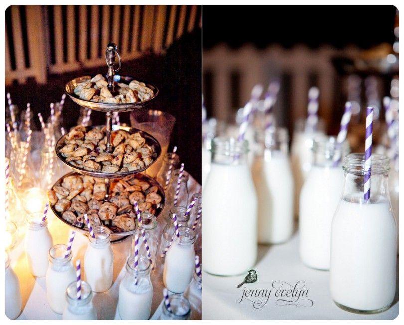 Grooms cake milk and cookie bar grooms cake wedding