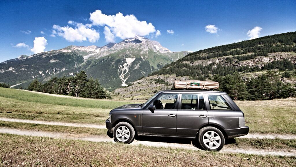 Range Rover L322 Roof Tent Rangie In The Alps Range Rover Supercharged Range Rover Land Rover