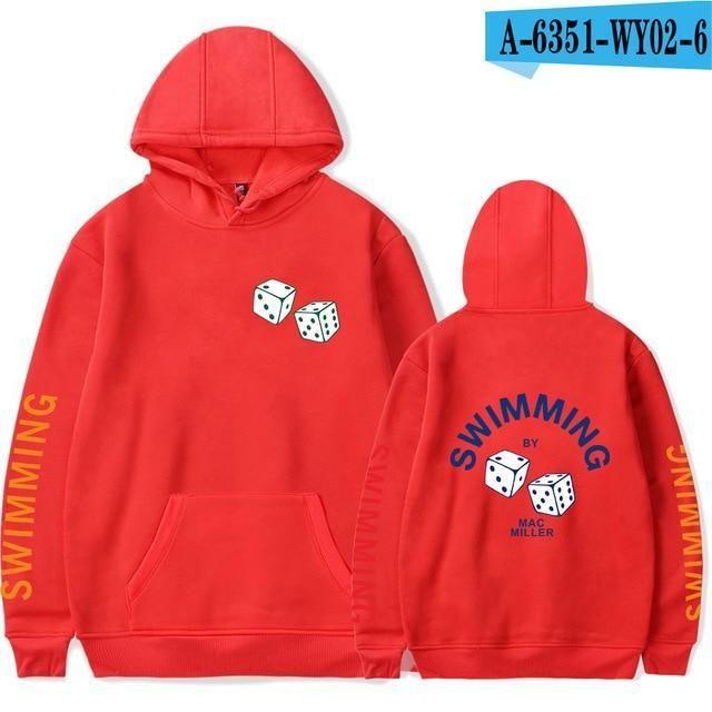e36082ed0 New 2018 Mac Miller Cool Cap oversized hoodie sweatshirt tracksuit Fashion  Casualdresslliy