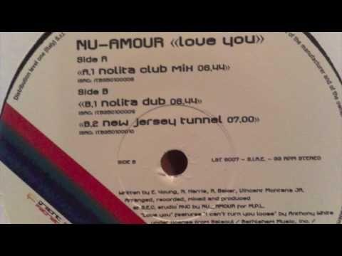 "nu-amour - ""love you"" nolita club mix"