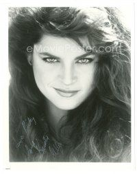 kirstie young pretty actress kirstie alley