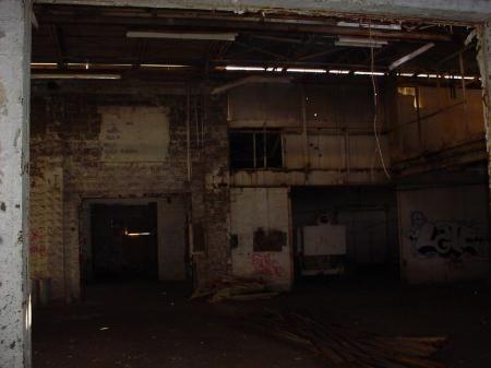 Abandoned Warehouse Overland Park Kansas Abandoned Warehouse