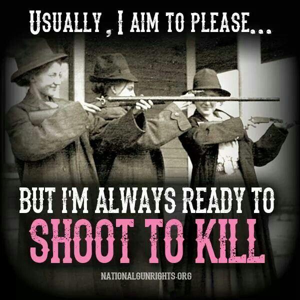 Shoot o kill