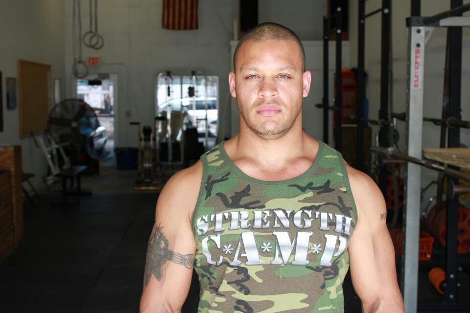 Elliot strength camp