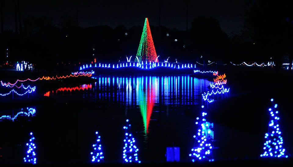 North Myrtle Beach Shines During 'The Great Christmas