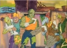#animation #cartoon #zombies #90s