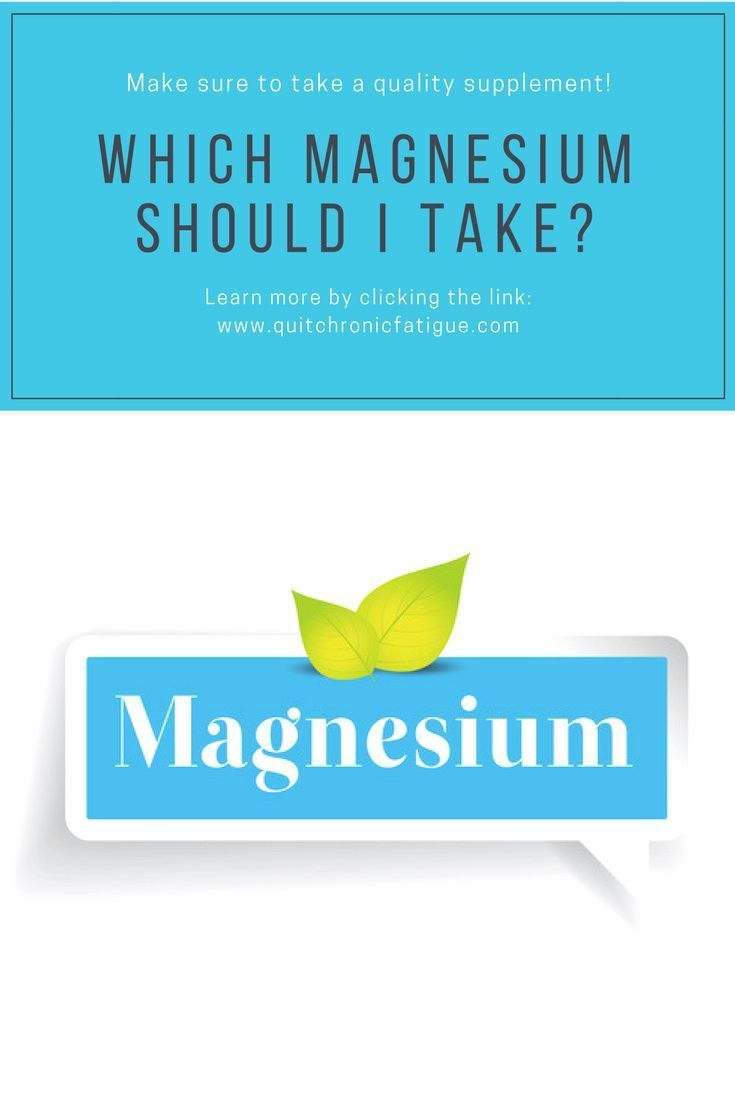 Magnesium supplements giving you an upset stomach asking