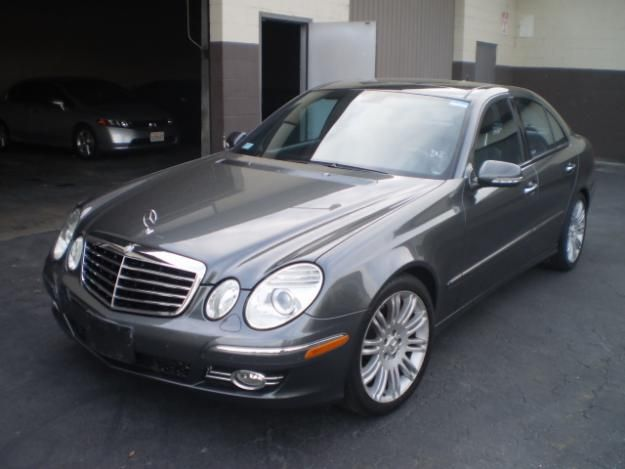Everyday Comfort Mercedes E350 Special Edition 07 Mercedes