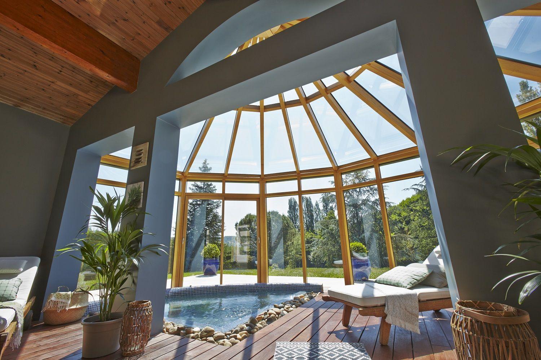 Idées déco : trois inspirations pour imaginer votre véranda   Maison, Veranda, Veranda bois